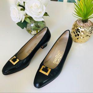 Salvatore Ferragamo Women's Heels Size 7B